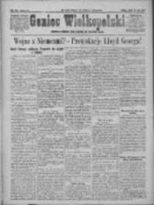 Goniec Wielkopolski: najstarsze i najtańsze pismo codzienne dla wszystkich stanów 1921.05.18 R.44 Nr94