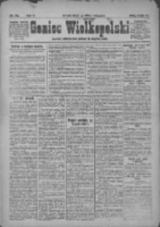 Goniec Wielkopolski: najstarsze i najtańsze pismo codzienne dla wszystkich stanów 1921.07.20 R.44 Nr145