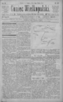 Goniec Wielkopolski: najtańsze pismo codzienne dla wszystkich stanów 1885.03.14 R.9 Nr60