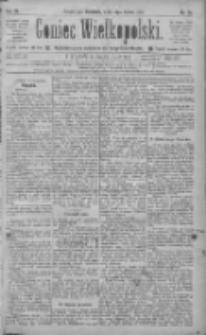 Goniec Wielkopolski: najtańsze pismo codzienne dla wszystkich stanów 1885.03.15 R.9 Nr61