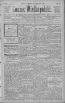 Goniec Wielkopolski: najtańsze pismo codzienne dla wszystkich stanów 1885.03.17 R.9 Nr62