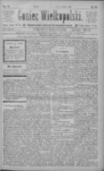 Goniec Wielkopolski: najtańsze pismo codzienne dla wszystkich stanów 1885.03.18 R.9 Nr63