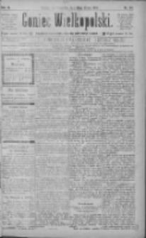 Goniec Wielkopolski: najtańsze pismo codzienne dla wszystkich stanów 1885.03.19 R.9 Nr64