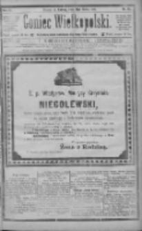 Goniec Wielkopolski: najtańsze pismo codzienne dla wszystkich stanów 1885.03.21 R.9 Nr66