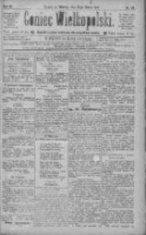 Goniec Wielkopolski: najtańsze pismo codzienne dla wszystkich stanów 1885.03.24 R.9 Nr68
