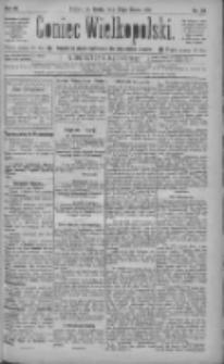 Goniec Wielkopolski: najtańsze pismo codzienne dla wszystkich stanów 1885.03.25 R.9 Nr69