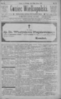 Goniec Wielkopolski: najtańsze pismo codzienne dla wszystkich stanów 1885.03.28 R.9 Nr71