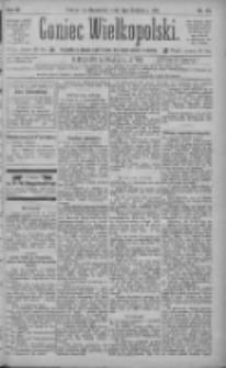Goniec Wielkopolski: najtańsze pismo codzienne dla wszystkich stanów 1885.04.02 R.9 Nr75