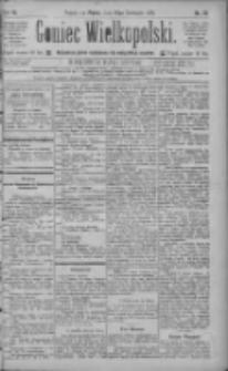 Goniec Wielkopolski: najtańsze pismo codzienne dla wszystkich stanów 1885.04.10 R.9 Nr81