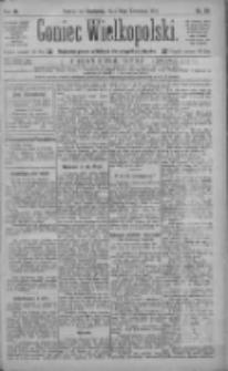 Goniec Wielkopolski: najtańsze pismo codzienne dla wszystkich stanów 1885.04.16 R.9 Nr86