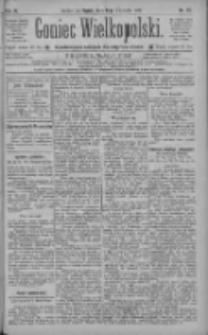 Goniec Wielkopolski: najtańsze pismo codzienne dla wszystkich stanów 1885.04.17 R.9 Nr87