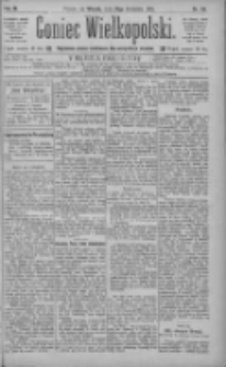 Goniec Wielkopolski: najtańsze pismo codzienne dla wszystkich stanów 1885.04.21 R.9 Nr90