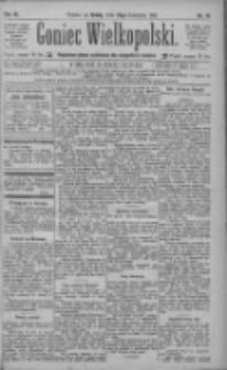 Goniec Wielkopolski: najtańsze pismo codzienne dla wszystkich stanów 1885.04.22 R.9 Nr91