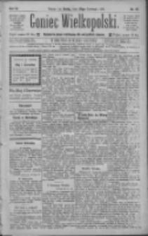 Goniec Wielkopolski: najtańsze pismo codzienne dla wszystkich stanów 1885.04.29 R.9 Nr97