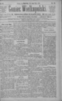 Goniec Wielkopolski: najtańsze pismo codzienne dla wszystkich stanów 1885.05.03 R.9 Nr101