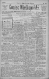 Goniec Wielkopolski: najtańsze pismo codzienne dla wszystkich stanów 1885.05.13 R.9 Nr108
