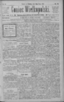 Goniec Wielkopolski: najtańsze pismo codzienne dla wszystkich stanów 1885.05.15 R.9 Nr110