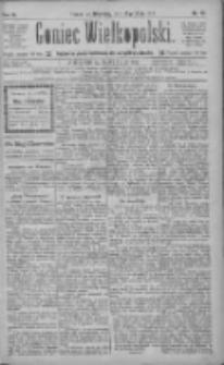 Goniec Wielkopolski: najtańsze pismo codzienne dla wszystkich stanów 1885.05.17 R.9 Nr111