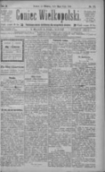 Goniec Wielkopolski: najtańsze pismo codzienne dla wszystkich stanów 1885.05.19 R.9 Nr112