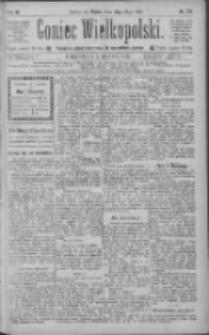 Goniec Wielkopolski: najtańsze pismo codzienne dla wszystkich stanów 1885.05.22 R.9 Nr115