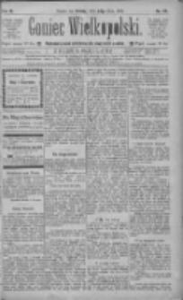 Goniec Wielkopolski: najtańsze pismo codzienne dla wszystkich stanów 1885.05.23 R.9 Nr116