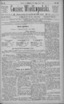 Goniec Wielkopolski: najtańsze pismo codzienne dla wszystkich stanów 1885.05.27 R.9 Nr118
