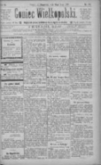 Goniec Wielkopolski: najtańsze pismo codzienne dla wszystkich stanów 1885.05.28 R.9 Nr119