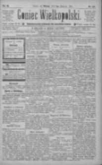 Goniec Wielkopolski: najtańsze pismo codzienne dla wszystkich stanów 1885.06.02 R.9 Nr123