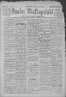 Goniec Wielkopolski: najstarsze i najtańsze pismo codzienne dla wszystkich stanów 1921.08.03 R.44 Nr157