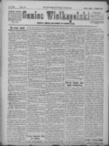 Goniec Wielkopolski: najstarsze i najtańsze pismo codzienne dla wszystkich stanów 1921.09.02 R.44 Nr182