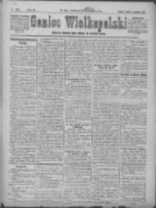 Goniec Wielkopolski: najstarsze i najtańsze pismo codzienne dla wszystkich stanów 1921.09.03 R.44 Nr183