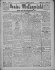 Goniec Wielkopolski: najstarsze i najtańsze pismo codzienne dla wszystkich stanów 1921.09.08 R.44 Nr187