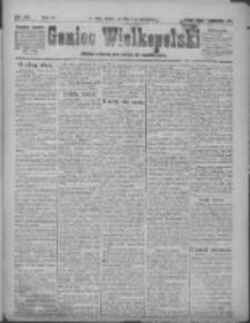 Goniec Wielkopolski: najstarsze i najtańsze pismo codzienne dla wszystkich stanów 1921.10.07 R.44 Nr212
