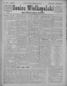 Goniec Wielkopolski: najstarsze i najtańsze pismo codzienne dla wszystkich stanów 1921.10.09 R.44 Nr214