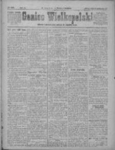 Goniec Wielkopolski: najstarsze i najtańsze pismo codzienne dla wszystkich stanów 1921.10.19 R.44 Nr222