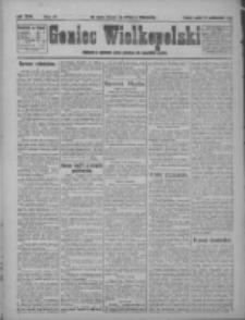 Goniec Wielkopolski: najstarsze i najtańsze pismo codzienne dla wszystkich stanów 1921.10.21 R.44 Nr224