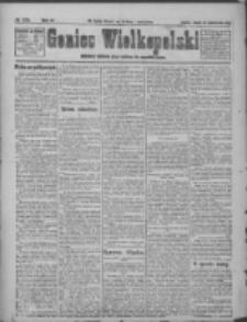 Goniec Wielkopolski: najstarsze i najtańsze pismo codzienne dla wszystkich stanów 1921.10.22 R.44 Nr225