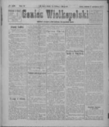 Goniec Wielkopolski: najstarsze i najtańsze pismo codzienne dla wszystkich stanów 1921.10.27 R.44 Nr229