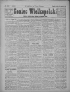 Goniec Wielkopolski: najstarsze i najtańsze pismo codzienne dla wszystkich stanów 1921.11.20 R.44 Nr249