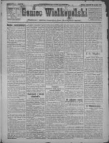 Goniec Wielkopolski: najstarsze i najtańsze pismo codzienne dla wszystkich stanów 1921.12.22 R.44 Nr275