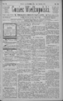 Goniec Wielkopolski: najtańsze pismo codzienne dla wszystkich stanów 1885.06.04 R.9 Nr125