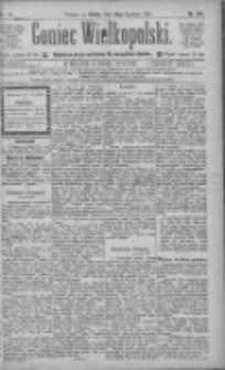 Goniec Wielkopolski: najtańsze pismo codzienne dla wszystkich stanów 1885.06.10 R.9 Nr129