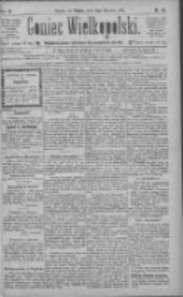 Goniec Wielkopolski: najtańsze pismo codzienne dla wszystkich stanów 1885.06.12 R.9 Nr131