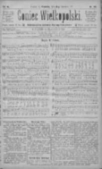 Goniec Wielkopolski: najtańsze pismo codzienne dla wszystkich stanów 1885.06.14 R.9 Nr133