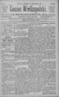 Goniec Wielkopolski: najtańsze pismo codzienne dla wszystkich stanów 1885.06.18 R.9 Nr136