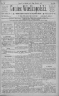 Goniec Wielkopolski: najtańsze pismo codzienne dla wszystkich stanów 1885.06.20 R.9 Nr138