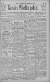 Goniec Wielkopolski: najtańsze pismo codzienne dla wszystkich stanów 1885.06.24 R.9 Nr141