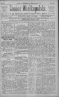Goniec Wielkopolski: najtańsze pismo codzienne dla wszystkich stanów 1885.06.28 R.9 Nr145