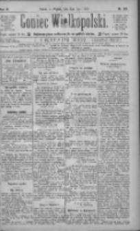 Goniec Wielkopolski: najtańsze pismo codzienne dla wszystkich stanów 1885.07.03 R.9 Nr148