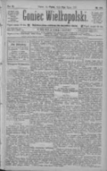 Goniec Wielkopolski: najtańsze pismo codzienne dla wszystkich stanów 1885.07.10 R.9 Nr154